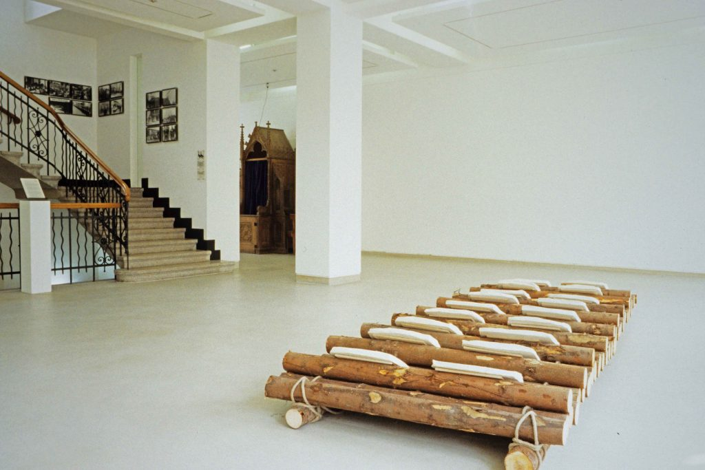TIME BANDITS Floss Städt. Galerie im Stadtmuseum Siegburg, 1998