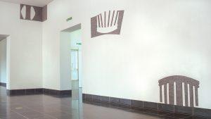 In Anlehnung, Filz - Berg. Kunstausstellung - Klingenmus. Solingen